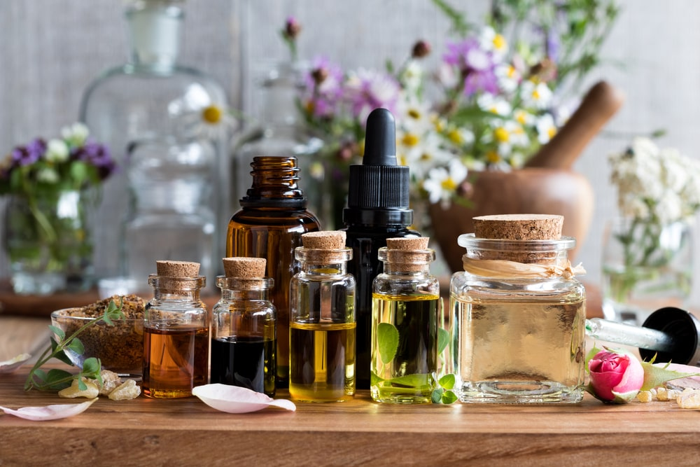 Various types of oils have different uses