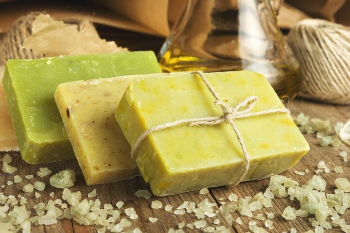 Try using CBD soap for multiple health benefits
